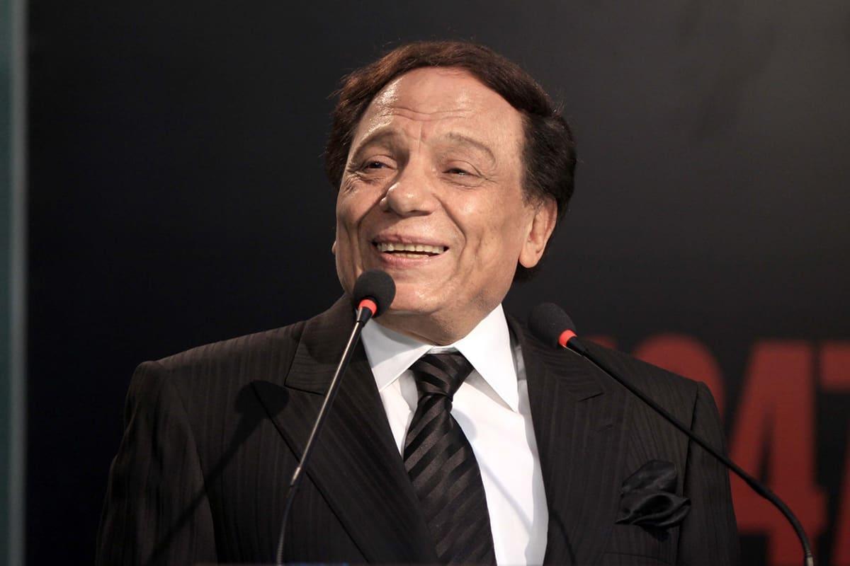عادل إمام ومشواره الفنى وحياته الشخصية