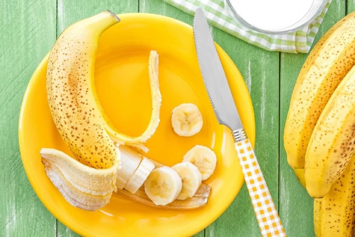 فوائد الموز للتخسيس قبل النوم وطريقه استخدامه