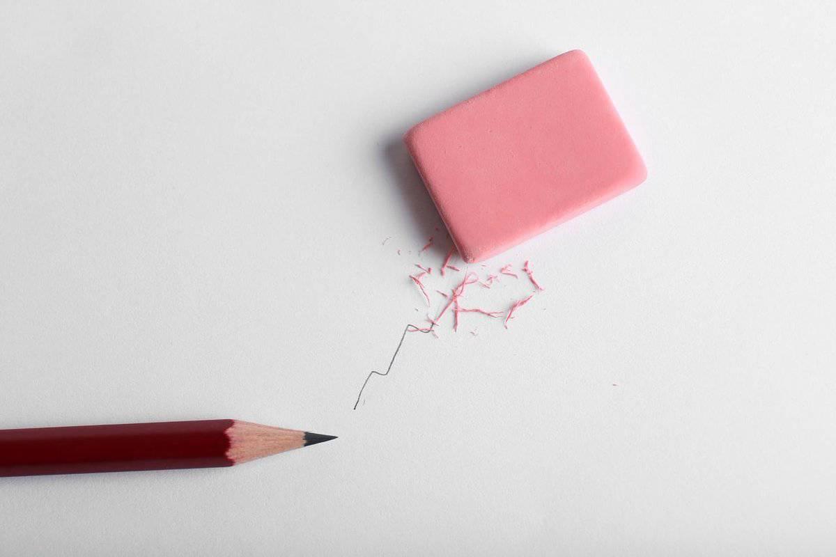 قصص أطفال تربوية قصة القلم والممحاة