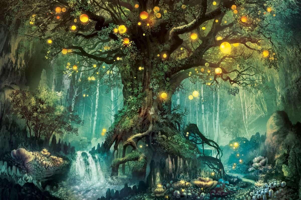 قصص اطفال حب الوطن قصة الشجرة المغرورة