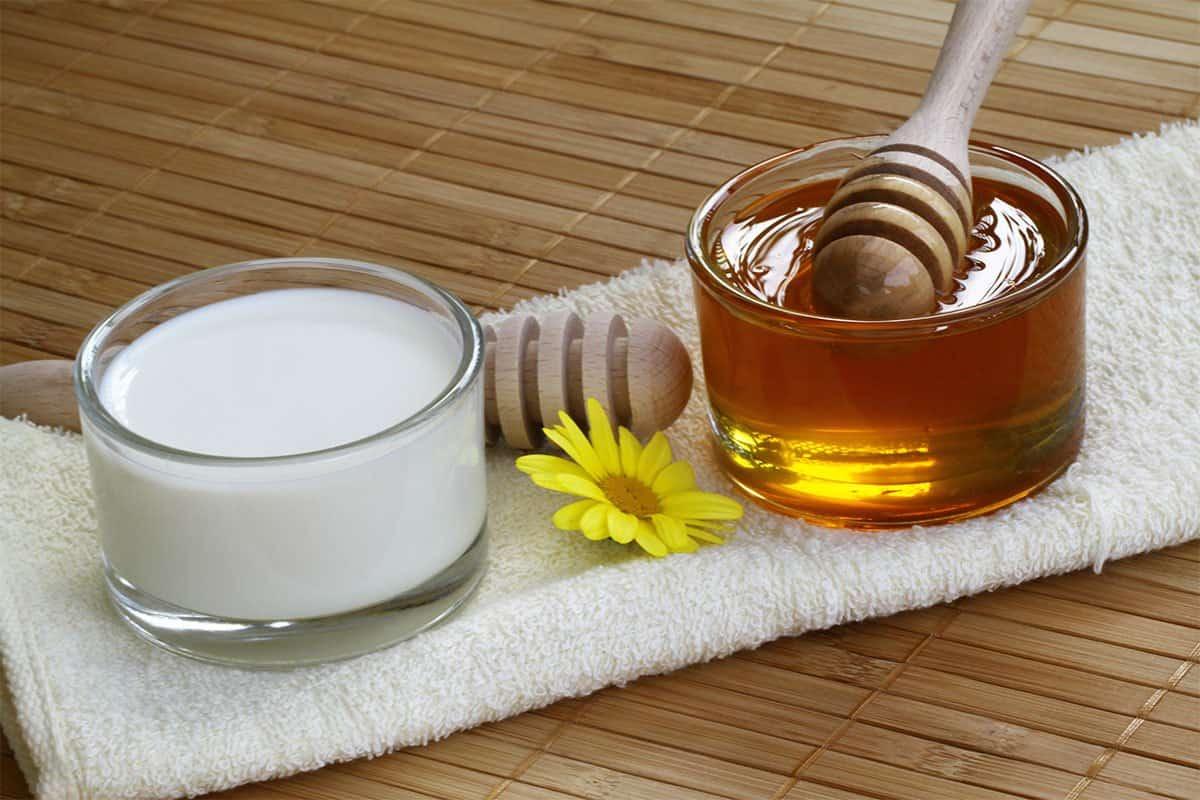 فوائد ماسك الحليب والعسل للوجه