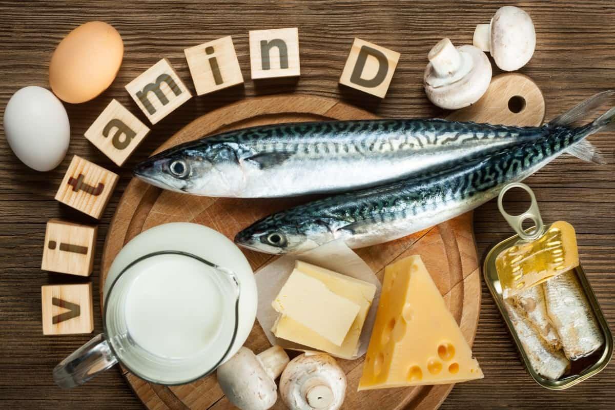 فوائد فيتامين د لصحة الجسم