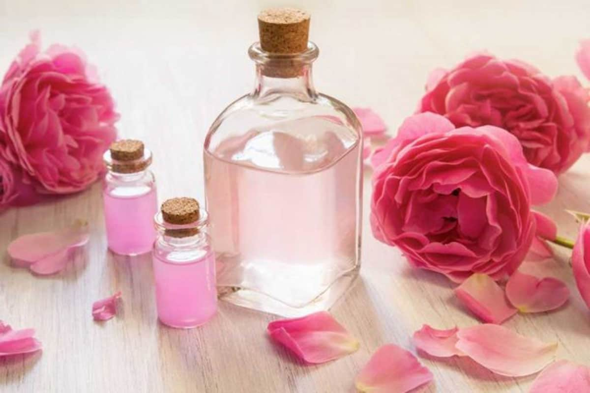 فوائد ماء الورد للجسم والوجه