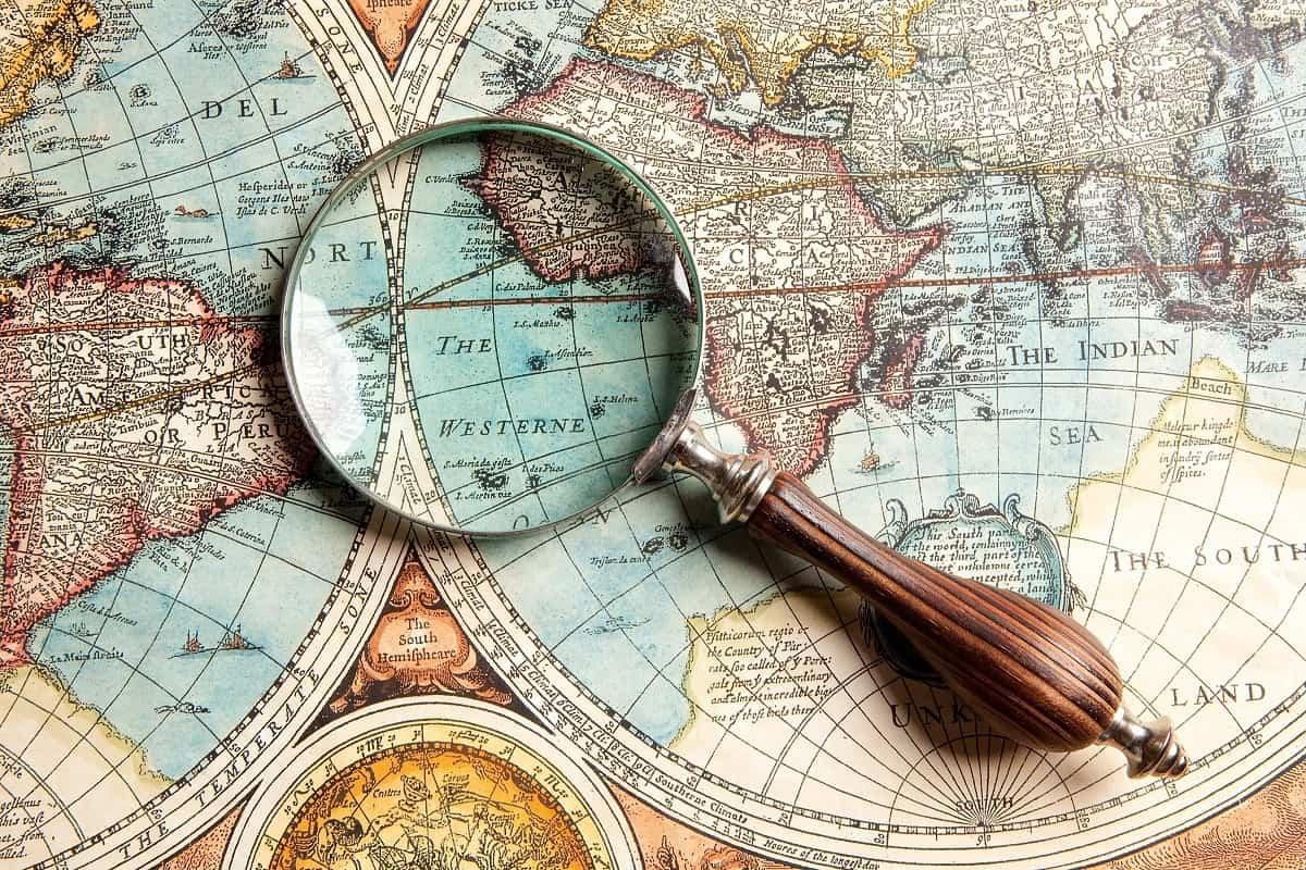 هل تعلم عن الجغرافيا