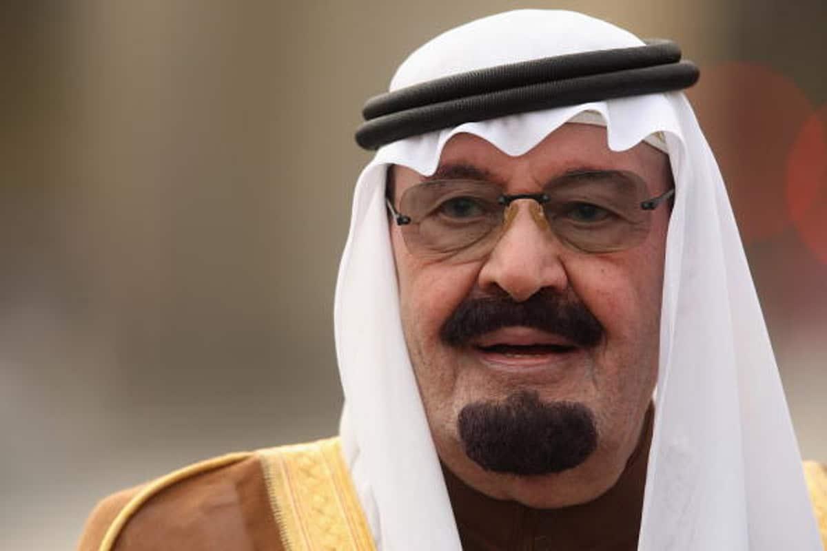 متى توفى الملك عبد الله بن عبد العزيز آل سعود