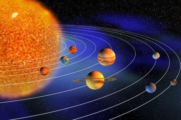 ما هو زمن الدورة الكاملة لكوكب الأرض حول الشمسt