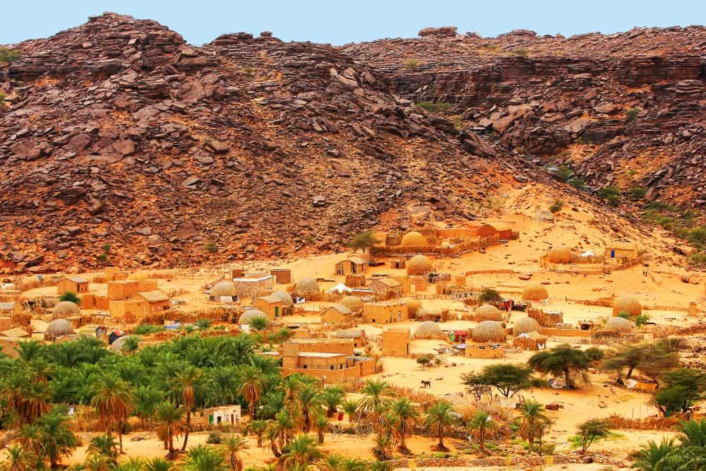 السياحة في موريتانيا