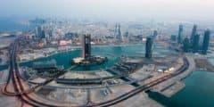 ما هو عدد سكان قطر 2021