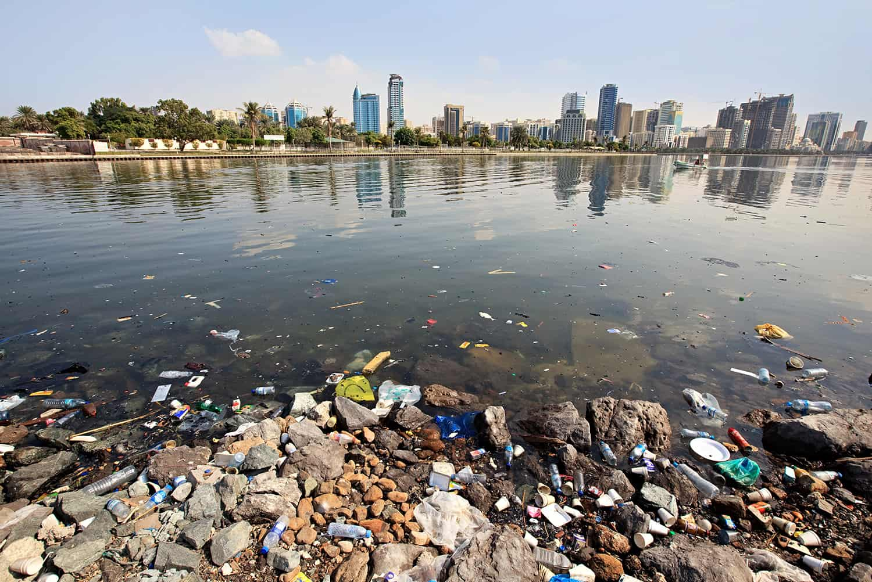 لماذا يعد التلوث مدمر للعالمt