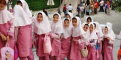 الزي المدرسي السعودي 1443 -2021