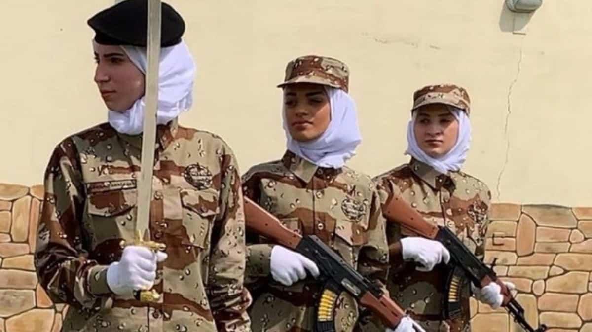 طريقة التسجيل في وزارة الدفاع عن النساء وظائف عسكريةt