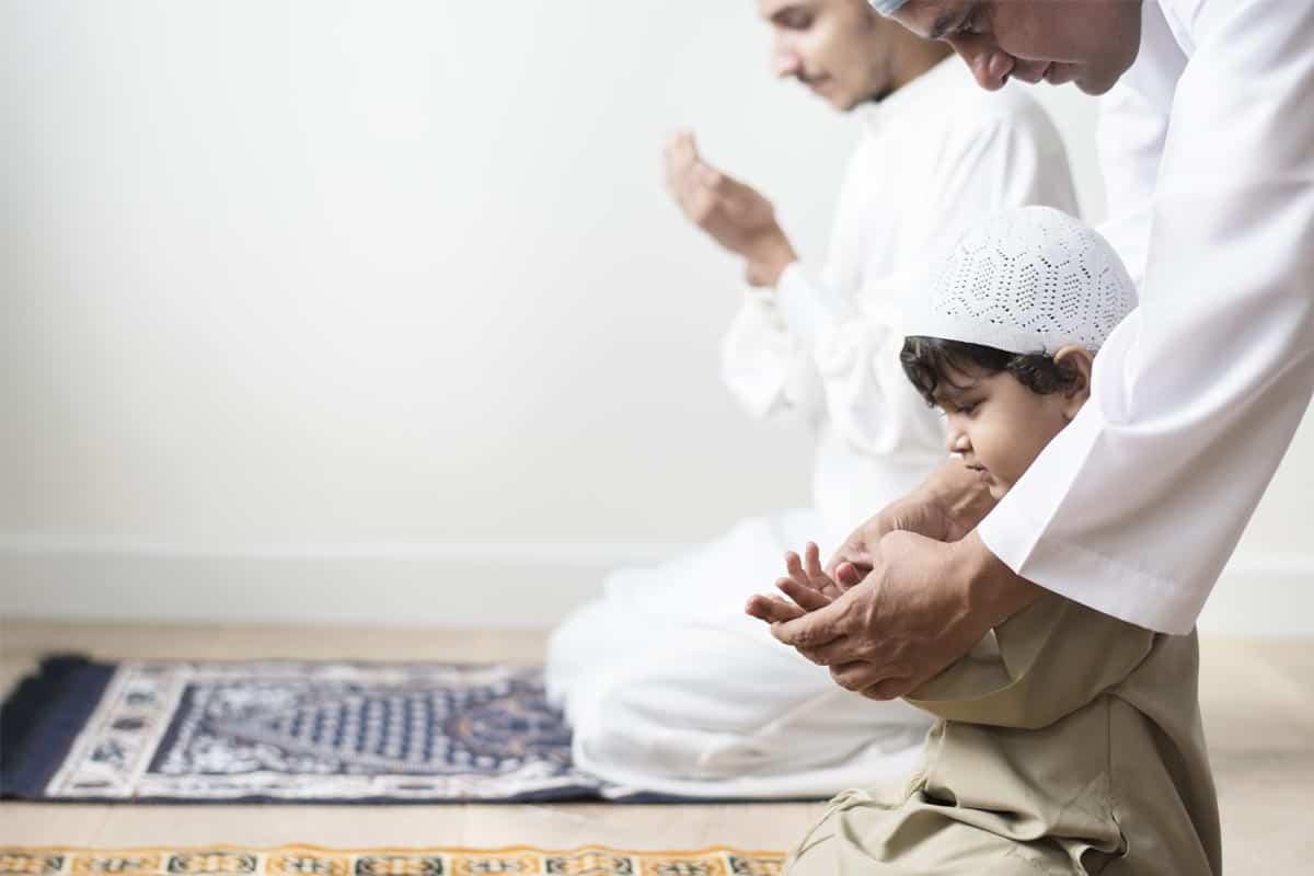 كيف تصلي صلاة العيد ( الفطر والأضحى )t
