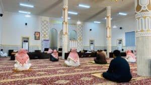 استعلام عن وظيفة مراقب مسجد