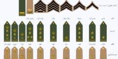 ترتيب الرتب العسكرية السعودية بالكامل 1443