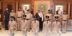 شروط قبول كلية الضباط الكويت