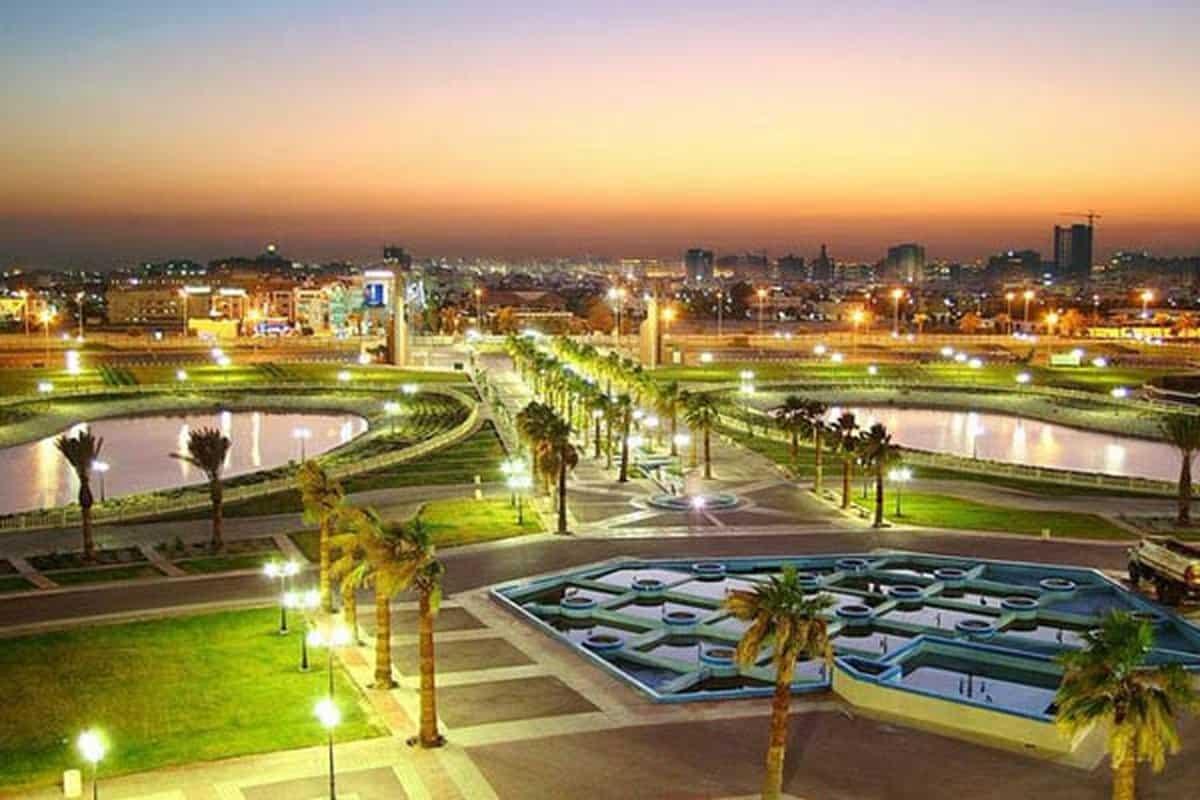 افضل مدينة سعودية