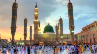 رواتب الوظائف الموسمية بالمسجد النبوي